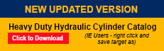 New Updated Version Heavy Duty Hydraulic Cylinder Catalog
